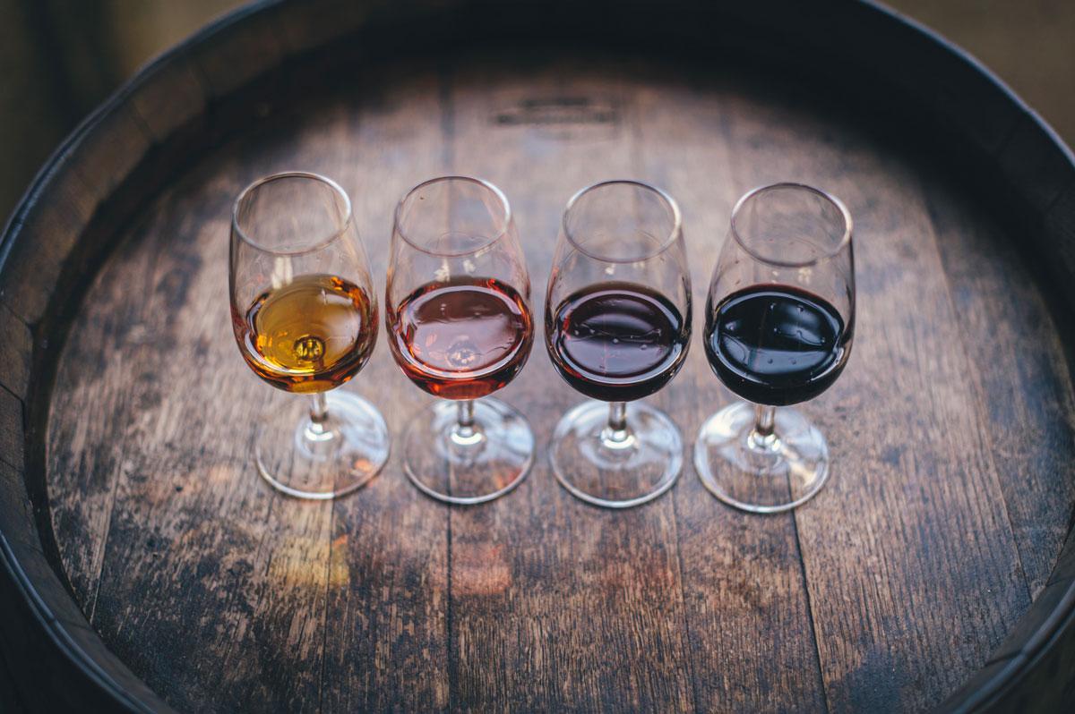 I colori del vino | Doreca distribuzione vini
